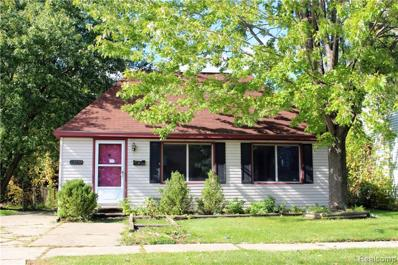 23059 Reynolds Ave, Hazel Park, MI 48030 - MLS#: 21483345