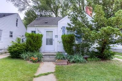 18910 Woodbine St, Detroit, MI 48219 - MLS#: 21483685