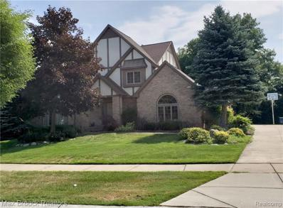 4644 Rambling Dr, Troy, MI 48098 - MLS#: 21486403