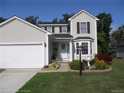 5214 Sandalwood Circle, Grand Blanc, MI 48439 - MLS#: 21487055