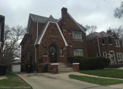 17606 Roselawn St, Detroit, MI 48221 - MLS#: 21487092