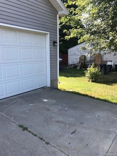 1261 Adams Rd, Burton, MI 48509 - MLS#: 21488615