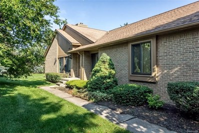 2121 London Bridge Dr UNIT Unit#77>, Rochester Hills, MI 48307 - MLS#: 21488787