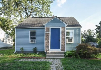 1079 Lakeview St, Waterford, MI 48328 - MLS#: 21489080