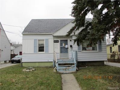 1606 Waldman Ave, Flint, MI 48507 - MLS#: 21489316