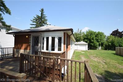 1098 Holbrook Ave, Waterford, MI 48328 - MLS#: 21489889