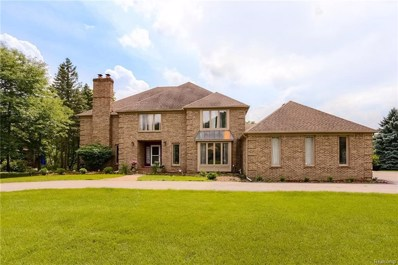 34415 Ramble Hills Dr, Farmington Hills, MI 48331 - MLS#: 21490011