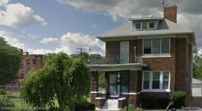 1552 Virginia Park St, Detroit, MI 48206 - MLS#: 21490091