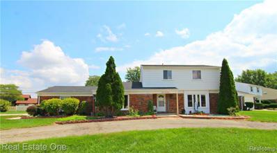 25396 Elizabeth Way, Farmington Hills, MI 48336 - MLS#: 21490685