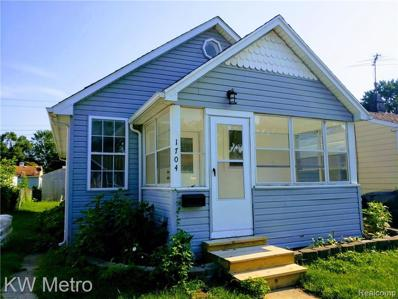 1704 University St, Ferndale, MI 48220 - MLS#: 21490697