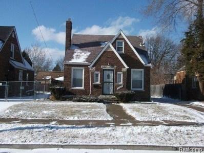 11347 Roxbury, Detroit, MI 48224 - MLS#: 21490855