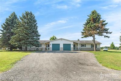 E Marr Rd, Howell, MI 48855 - MLS#: 21491749