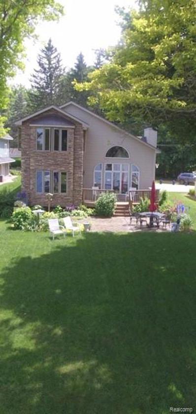 11984 Rusty Lane Ln, Davisburg, MI 48350 - MLS#: 21491832