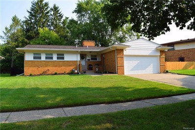 32252 Valley View Cir, Farmington, MI 48336 - MLS#: 21491942