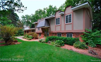 3700 Arcadia Dr, Orchard Lake, MI 48324 - MLS#: 21492564