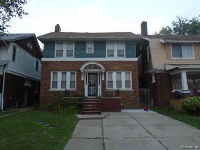 7350 Kipling St, Detroit, MI 48206 - MLS#: 21492707