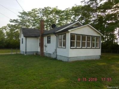 37609 W Huron River Dr, Romulus, MI 48174 - MLS#: 21492754