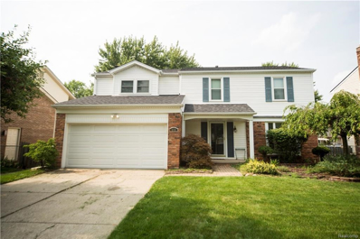 868 Burlington Rd, Canton, MI 48188 - MLS#: 21492820