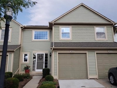 583 Liberty Pointe Dr, Ann Arbor, MI 48103 - MLS#: 21494097