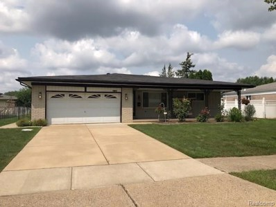 37735 Agar Dr, Sterling Heights, MI 48310 - MLS#: 21494109