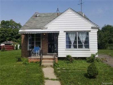 12045 Whithorn St, Detroit, MI 48205 - MLS#: 21494575
