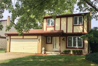 15009 Annapolis Dr, Sterling Heights, MI 48313 - MLS#: 21494756