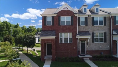 44521 Gwinnett Loop UNIT Unit#36>, Novi, MI 48377 - MLS#: 21495076