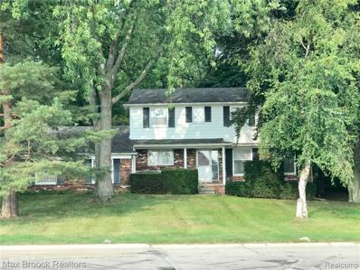1680 Hunters Ridge Dr, Bloomfield Hills, MI 48304 - MLS#: 21495117
