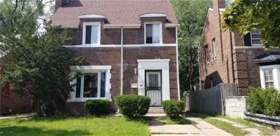 16919 Monte Vista St, Detroit, MI 48221 - MLS#: 21495643