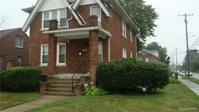 295 Eastlawn, Detroit, MI 48215 - MLS#: 21495827