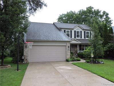 696 Oak View Ln, Milford, MI 48381 - MLS#: 21495847