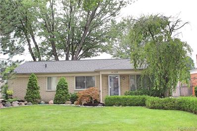 41329 Wessel Dr, Sterling Heights, MI 48313 - MLS#: 21496531