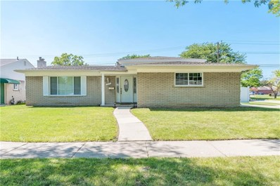 755 Sherbourne Dr, Dearborn Heights, MI 48127 - MLS#: 21496562