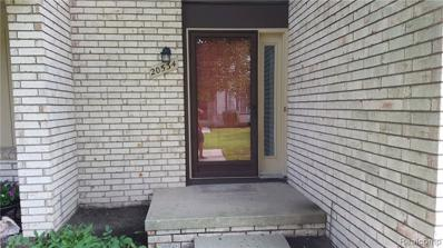20534 Villa Grande Cir UNIT Unit#14>, Clinton Township, MI 48038 - MLS#: 21496643