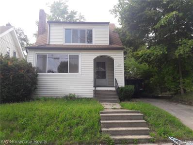 61 Dwight Street Ave, Pontiac, MI 48341 - MLS#: 21496788
