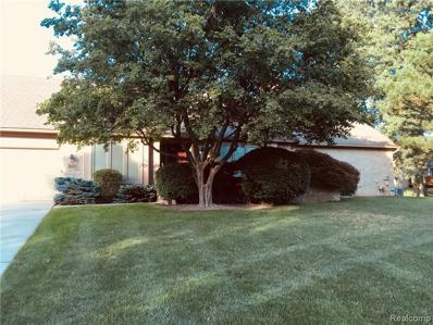 5922 Whitfield Dr UNIT Unit#20>, Troy, MI 48098 - MLS#: 21496952