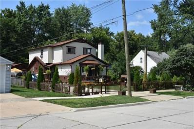 5130 Raymond Ave, Dearborn Heights, MI 48125 - MLS#: 21496990