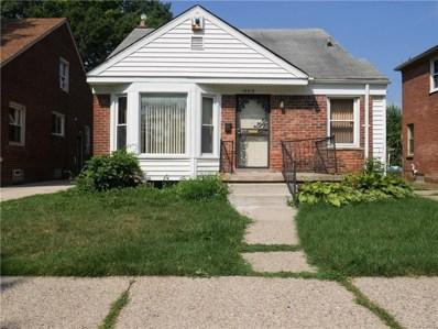 19315 Pierson St, Detroit, MI 48219 - MLS#: 21497455