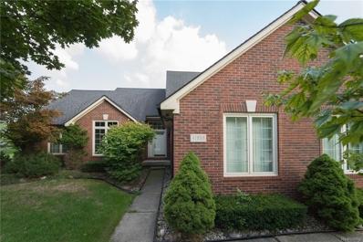 41858 Ramsgate Crt, Sterling Heights, MI 48314 - MLS#: 21497865