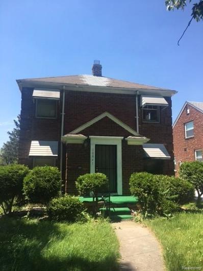 10841 Balfour, Detroit, MI 48224 - MLS#: 21498203