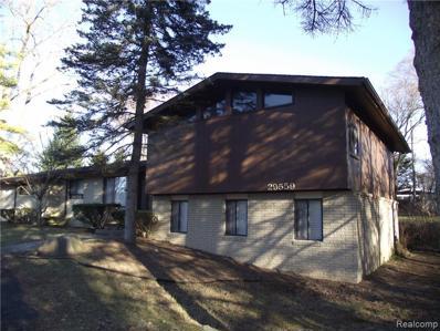 29559 Pond Ridge Rd, Farmington Hills, MI 48334 - MLS#: 21498363
