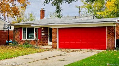 1334 W Elmwood Ave, Clawson, MI 48017 - MLS#: 21498378