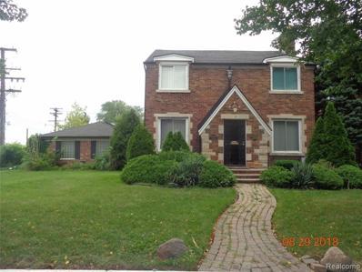 6040 Whittier St, Detroit, MI 48224 - MLS#: 21498544