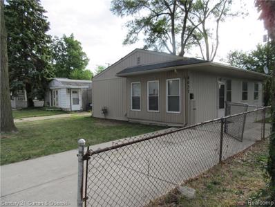 4637 8TH St, Ecorse, MI 48229 - MLS#: 21498613