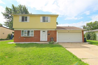 8236 Tinkler, Sterling Heights, MI 48312 - MLS#: 21498615