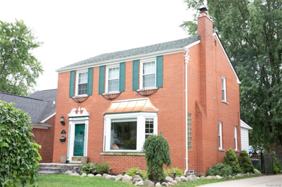 1993 Van Antwerp St, Grosse Pointe Woods, MI 48236 - MLS#: 21498690