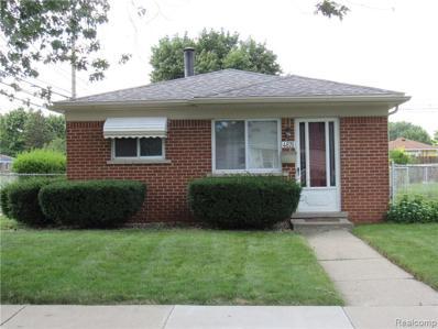 4870 Campbell St, Dearborn Heights, MI 48125 - MLS#: 21498847