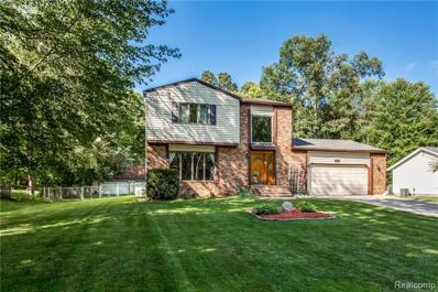 4782 Westwood Dr, North Street, MI 48049 - MLS#: 21499281