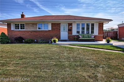 33524 Stonewood Dr, Sterling Heights, MI 48312 - MLS#: 21499519