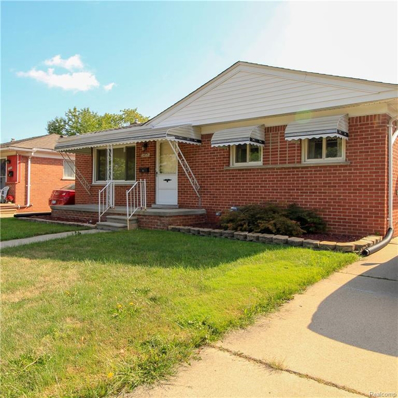 24574 Petersburg Ave, Eastpointe, MI 48021 - MLS#: 21499562